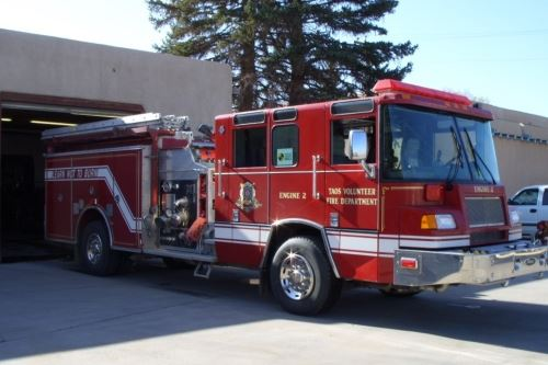 Town of Taos Fire Department - Station 2 - Engine 2