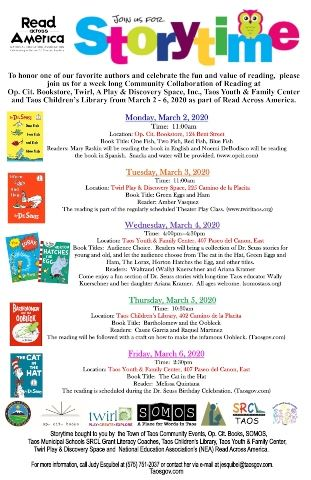 Story Time Flyer 2020 website