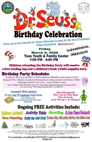 Dr. Seuss Birthday Celebration Flyer 2020 for websites (1)