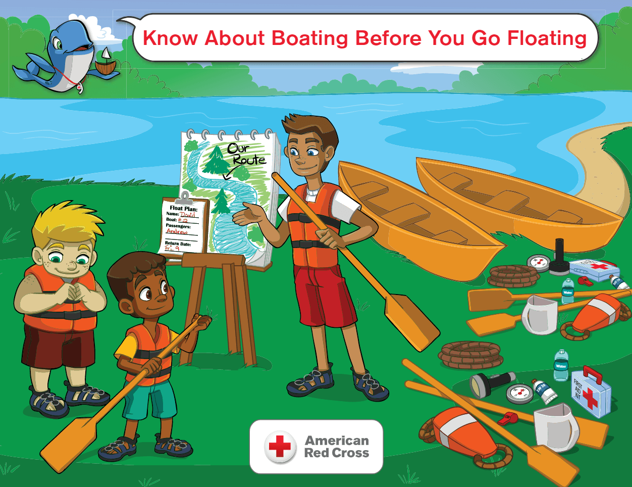 Know About Boating Before You Go Floating