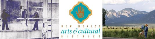 Arts and Cultural District Banner